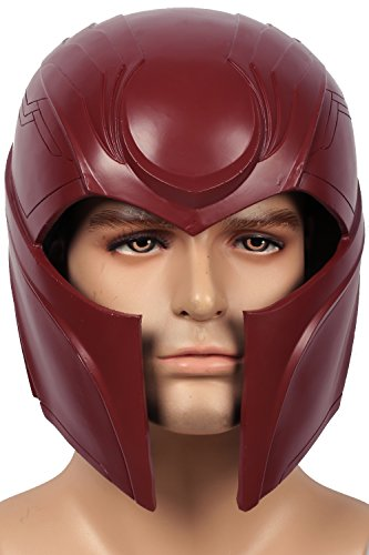 Magneto Helmet Mask Props for Adult Halloween Cosplay