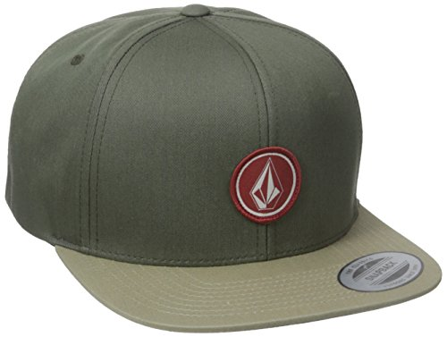 volcom-herren-cap-quarter-twill-army-green-combo-one-size-d5511561arc