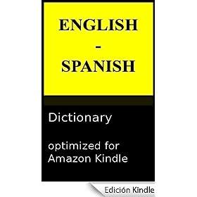 English - Spanish Reader's Dictionary