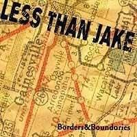 Borders & Boundaries [Vinyl]