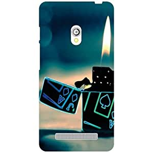 Printland Lighter Phone Cover For Asus Zenfone 5 A501CG