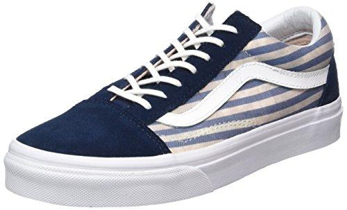 vans-old-skool-zapatillas-unisex-adulto-multicolor-stripes-navy-41-eu