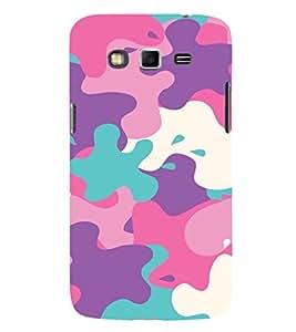 EPICCASE Color Spat Mobile Back Case Cover For Samsung Galaxy Grand (Designer Case)