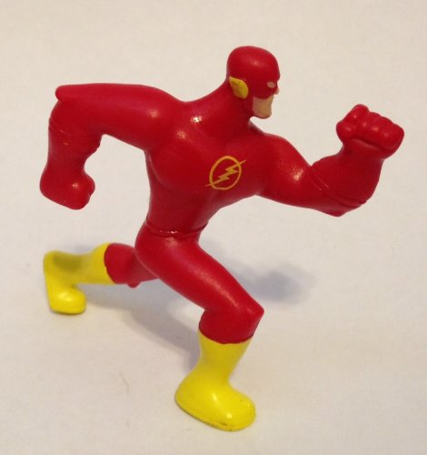 "2011 McDonalds Brave and Bold Flash 2"" Figure - 1"