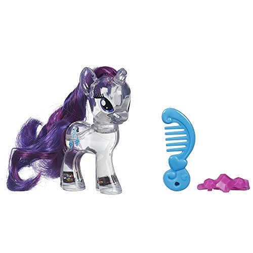 My Little Pony Cutie Mark Magic Water Cuties Rarity Figure - 1
