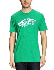 VANS Herren T-Shirts OTW, jbeanhthr/wht, XL