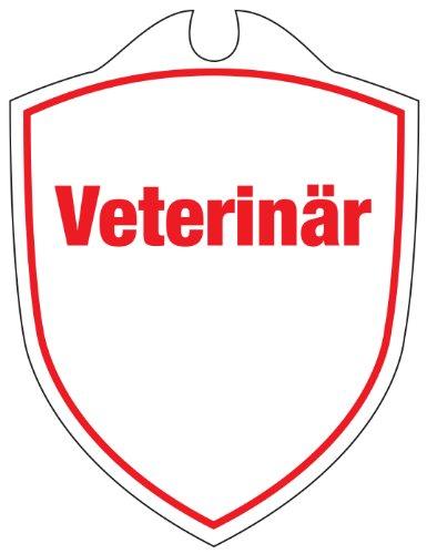 Mybabyonboard panneau pour voiture vétérinaire Veterinär