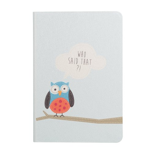VanDay Owl Pattern iPad Mini 3 Case for Kids Super Slim with Anti-Slip Stand Auto Sleep/Wake Retail Box