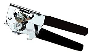 Amco Swing-A-Way 407BK Portable Can Opener, Black by Swing-A-Way