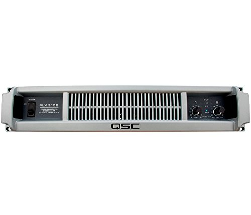 QSC PLX3102 Lightweight Power Amplifier