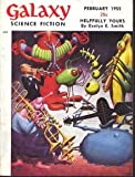img - for Galaxy Science Fiction, Vol. 9, No. 5 (February, 1955) book / textbook / text book