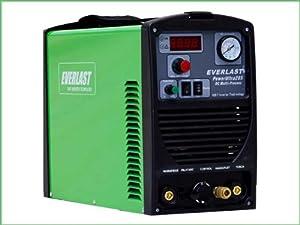 2013 Everlast PowerUltra 205P 200a Tig Stick Pulse 50a Plasma Cutter Multi Process Welder Dual Voltage 110/220v by Everlast