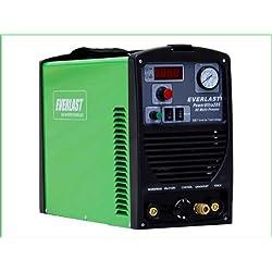 2016 Everlast PowerUltra 205P 200a Tig Stick Pulse 50a Plasma Cutter Multi Process Welder Dual Voltage 110/220v