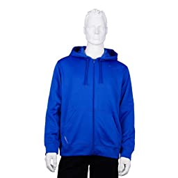 Nike Mens KO Full Zip Hoodie 2.0 - Large - Game Royal/Game Royal