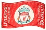Liverpool FC Authentic Crest SC Flag