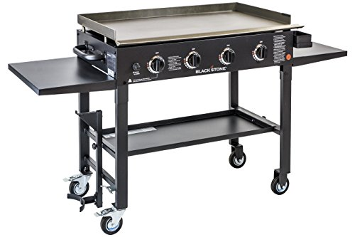 Blackstone 36 Inch Outdoor Propane Gas Grill Griddle Cooking Station