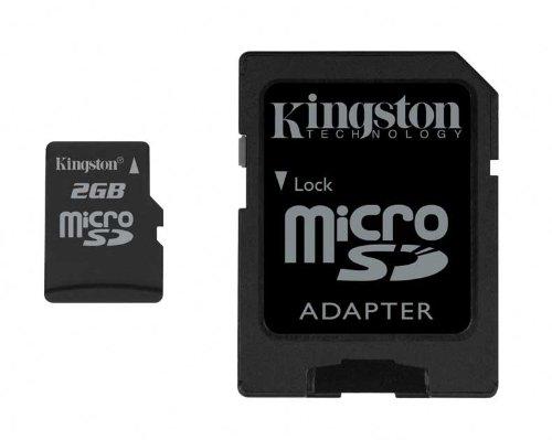 GB microSD Flash Memory Card SDC/2