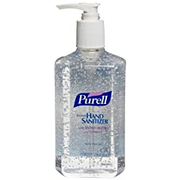 PURELL 3659-12 Instant Hand Sanitizer Gojo, 12 oz (Pack of 6)