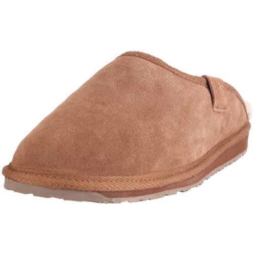 Emu Australia Men's Buckingham Chestnut Slipper M10012 7 UK