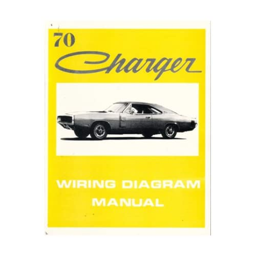 1970 DODGE CHARGER Wiring Diagrams Schematics: Automotive