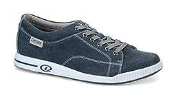 Dexter Kameron Mens Bowling Shoes, Denim Blue, 12.0
