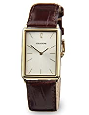 Collezione Slimline Rectangular Watch