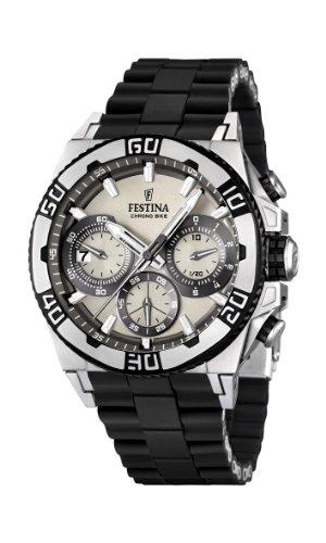 Festina F16659/1 - Reloj cronógrafo de cuarzo para hombre