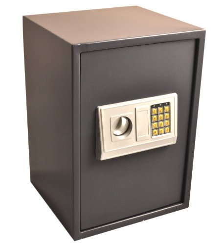 LARGE ELECTRONIC DIGITAL SAFE HIGH SECURITY HOME STEEL