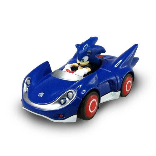 NKOK Sonic The Hedgehog Die-Cast Figure (1:64 Scale) - 1