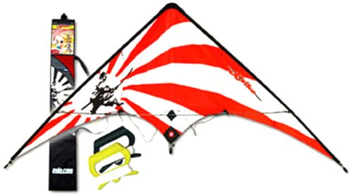 Eolo-Sport Stunt Kite 63-Inch - Keiko with Flight Manual