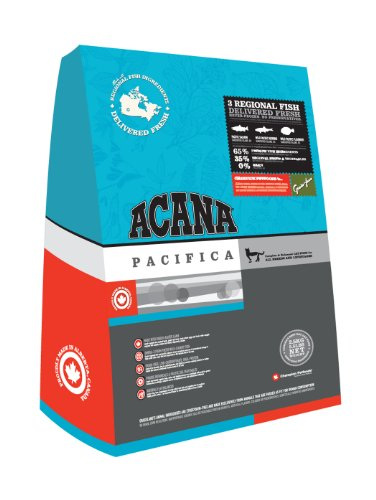 Detail image Acana Pacifica Grain-Free Dry Cat Food, 5.5lb