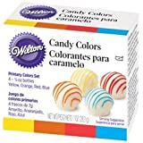 Wilton Candy Colors Schokoladen Farben