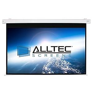 Alltec Screens ATS-E110HW Electric Series HDTV Format Projector Screen (110