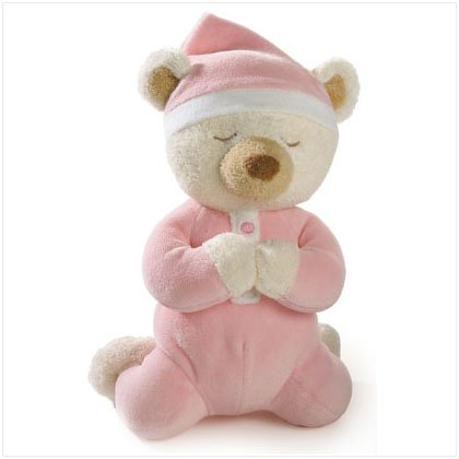 Girl's Prayer Bear - Buy Girl's Prayer Bear - Purchase Girl's Prayer Bear (SunRise, Toys & Games,Categories,Stuffed Animals & Toys,More Stuffed Toys)