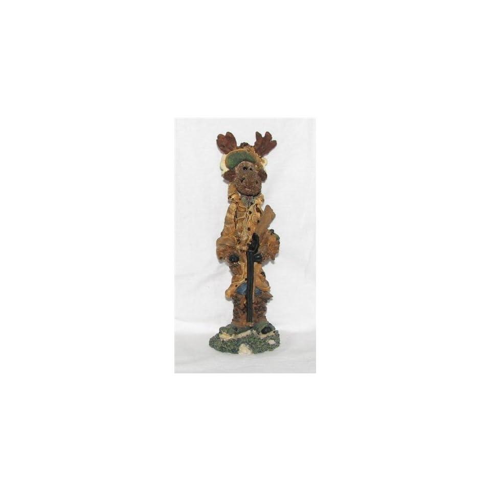 Boyds Bears & Friends   Ernest Hemmingmoose  The Hunter   Style # 2835