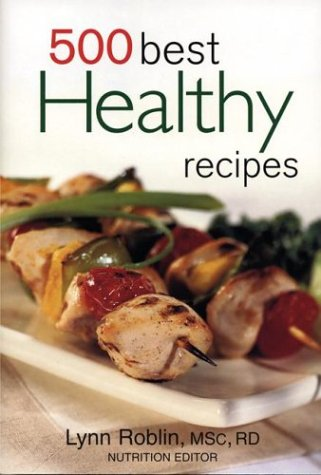500 Best Healthy Recipes