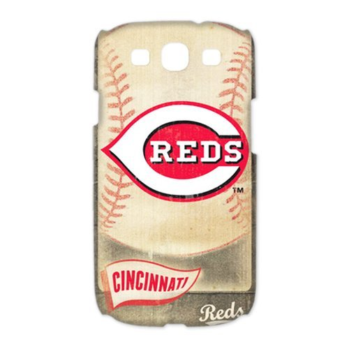 Cincinnati Reds MLB Vintage Style Durable Plastic Back Case for Samsung Galaxy S3 I9300 I9308 I939 3D at Amazon.com