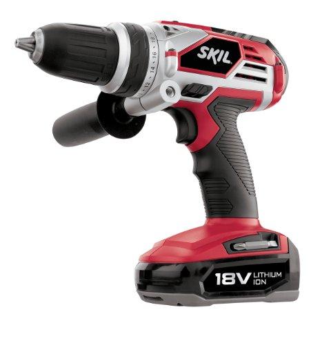 Skil 2898LI-02 18-Volt Li-Ion Drill/Driver Kit