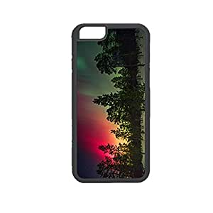 Vibhar printed case back cover for Apple iPhone 5s Rainbow