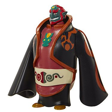 World of Nintendo The Legend of Zelda Ganondorf 2.5 Mini Figure