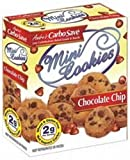 Andre's Carbo-save Cookies, Chocolate Chip 4 Oz. Box