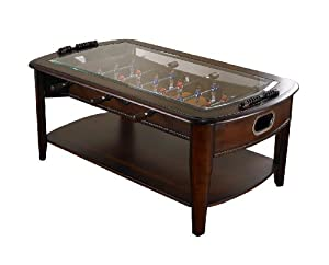 Amazoncom Chicago Gaming Signature Foosball Coffee Table