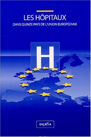 les-hopitaux-dans-quinze-pays-de-lunion-europeenne-avec-un-depliant