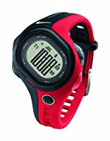 Nike Unisex Fury 50 Regular Watch - BLACK/SPORT RED One Size by Nike