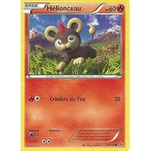 Nintendo - Carte Pokémon 19/106 HELIONCEAU Série XY Étincelles NEUVE FR - Vendeur Carte-Mania votre spécialiste.