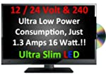 "20"" Ultra Slim LED Digital Freeview U..."
