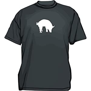 Pig Hog Silhouette Logo Men's tee Shirt in 12 colors Small thru 6XL