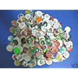 Pog, Pogs Milk Caps Wholesale Lot 500pcs Assortment