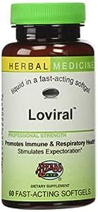 Loviral Herbs Etc 60 Softgel