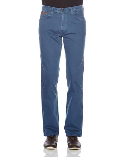 Wrangler Pantalón Mark Azul